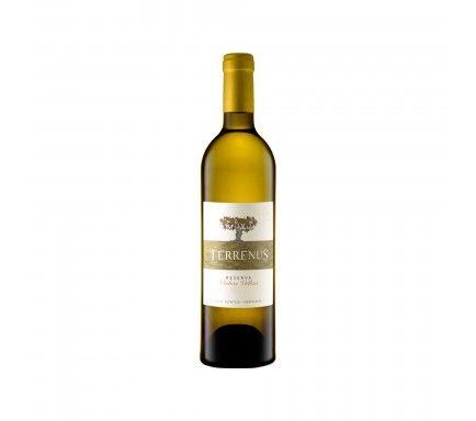 White Wine Terrenus Reserve 2016 75 Cl