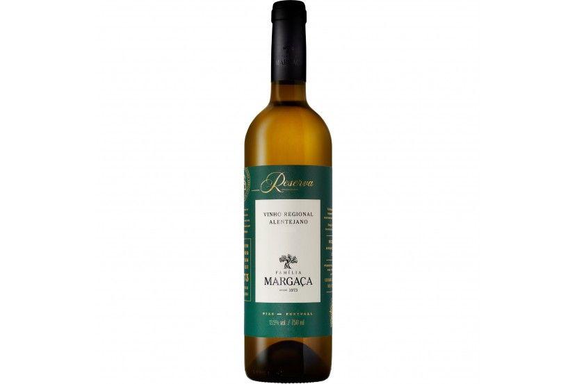 White Wine Familia Margaça Reserva 75 Cl