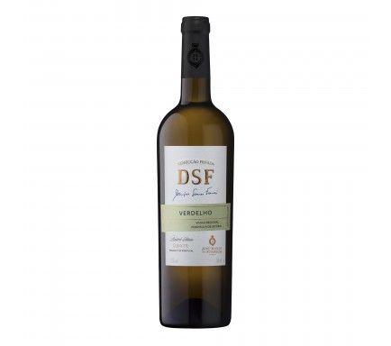 Vinho Branco D.S. Franco Verdelho 75 Cl