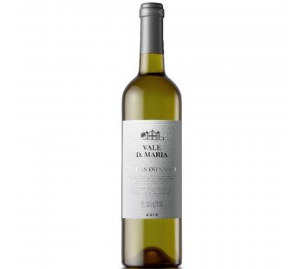 Vinho Branco Douro Qta. Vale D. Maria Vinhas Sabor 2019 75 Cl
