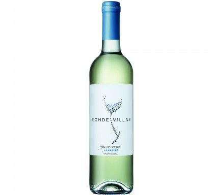 Vinho Verde Conde Villar Loureiro 75 Cl