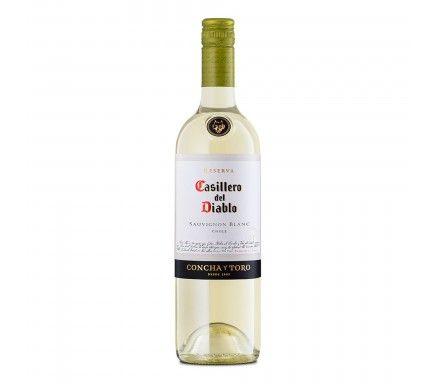 Vinho Branco Casillero Sauvignon 75 Cl