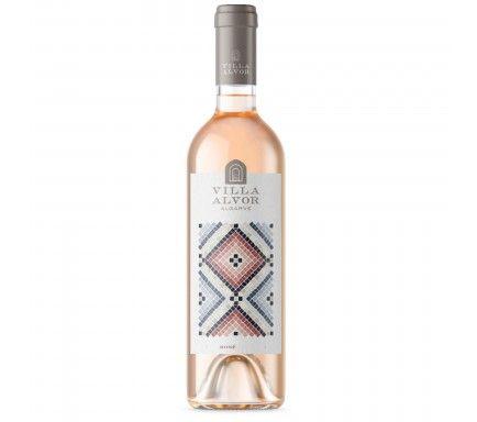 Rose Wine Villa Alvor 75 Cl