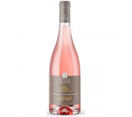 Rose Wine AVilla Alvor Moscatel Roxo 75 Cl
