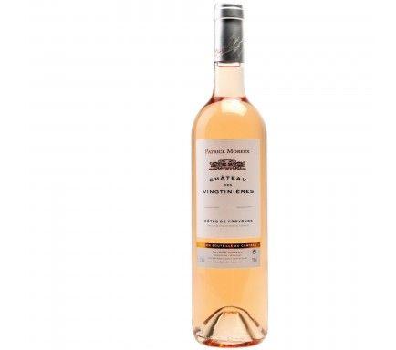 Rose Wine Provence Patrice Moreux Chateau De Vingtinieres 75 Cl