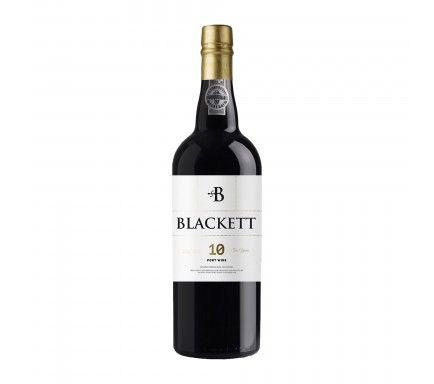 Porto Blackett 10 Anos 75 Cl