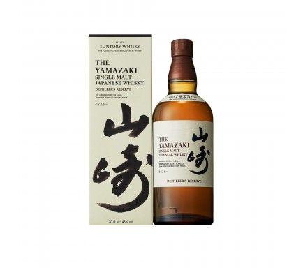 Whisky Jap Yamazaki Distillers Reserve 70 Cl