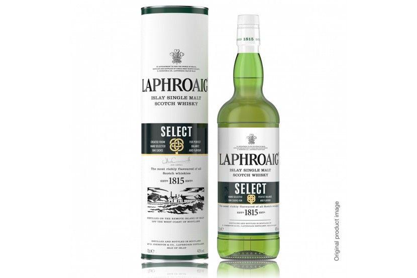 Whisky Malt Laphroaig Select 70 Cl