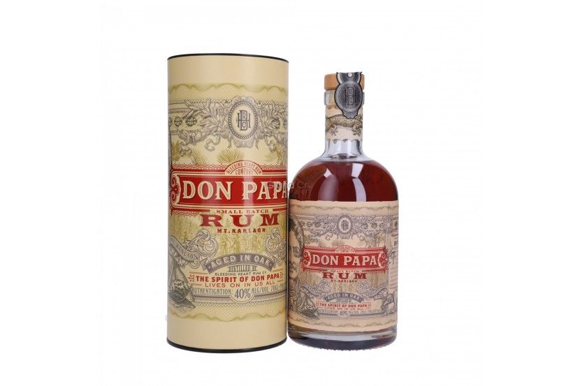Rum Dom Papa 7 Anos 70 Cl