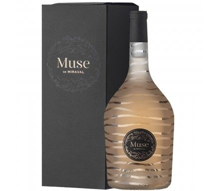 Rose Wine Perrin Muse Miraval Provence 1.5 L