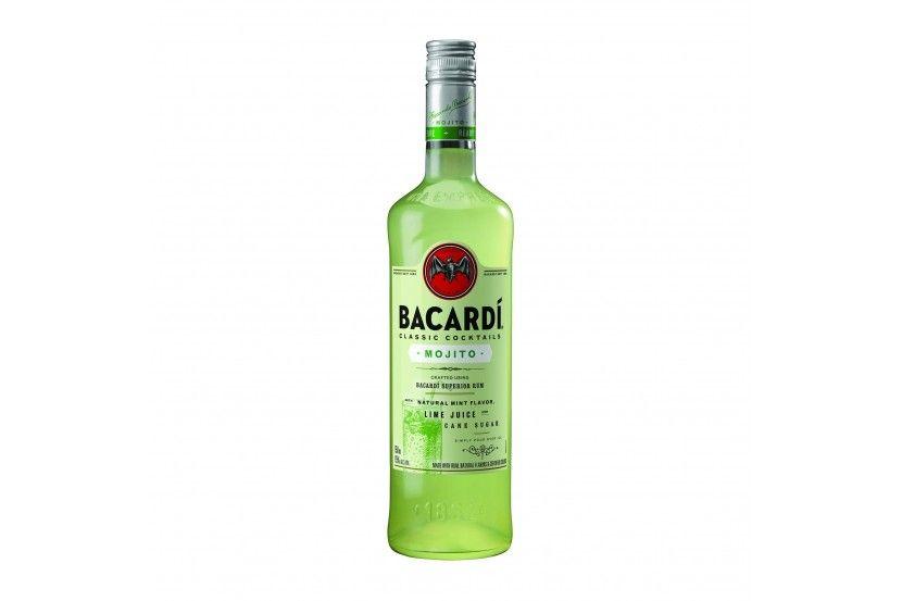 Rum Bacardi Mojito 70 Cl