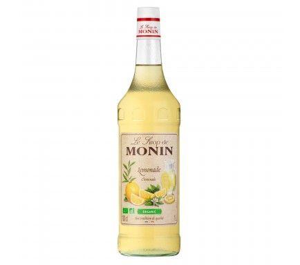 Monin Concentrado Lemonade Organic 1 L
