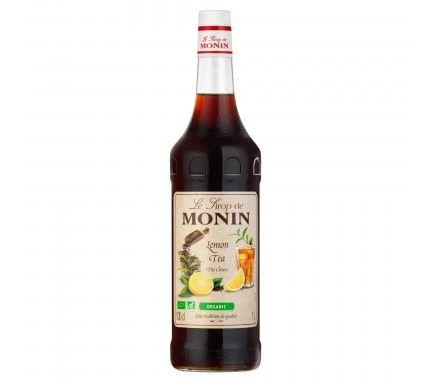 Monin Concentrado Lemon Tea Organic 1 L