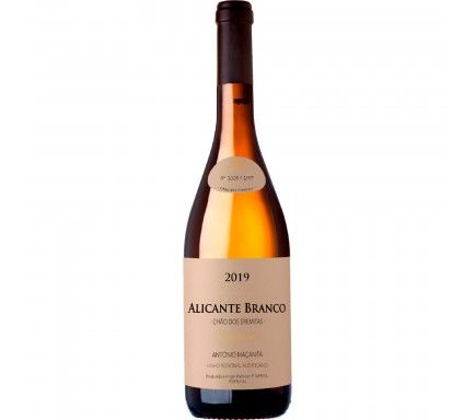 Vinho Branco Chao Eremitas Alicante 2019 75 Cl