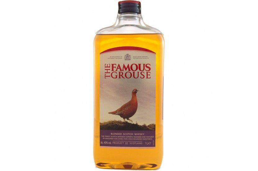 Whisky Famous Grouse 1 L Pet