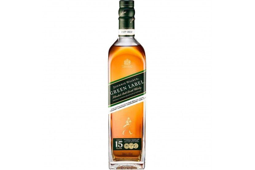 Whisky Malt Johnnie Walker Green 70 Cl