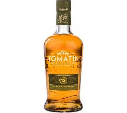 Whisky Malt Tomatin 12 Years 70 Cl