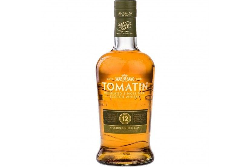 Whisky Malt Tomatin 12 Anos 70 Cl