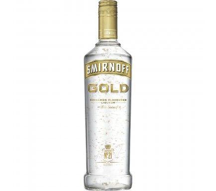 Vodka Smirnoff Gold 70 Cl