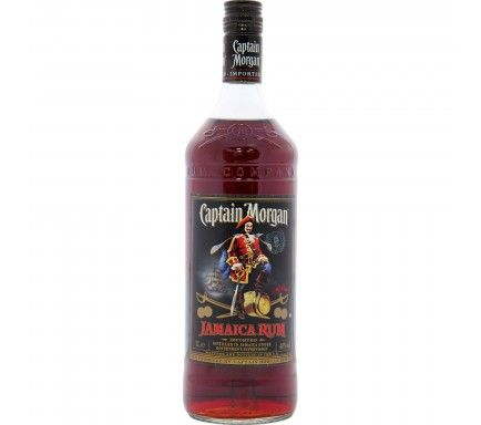 Rum Captain Morgan Black 1 L