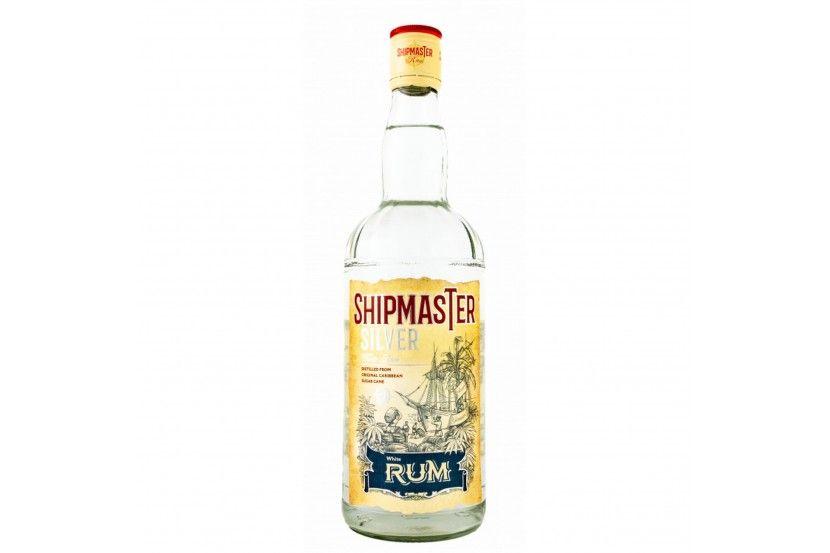 Rum Captain Silver 70 Cl