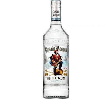 Rum Captain Morgan White 70 Cl