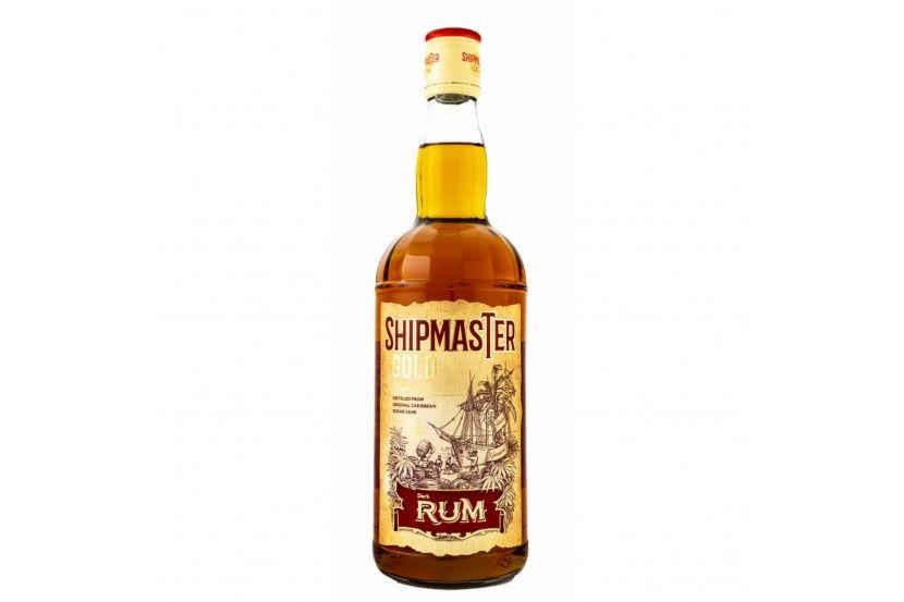 Rum Captain Gold 70 Cl