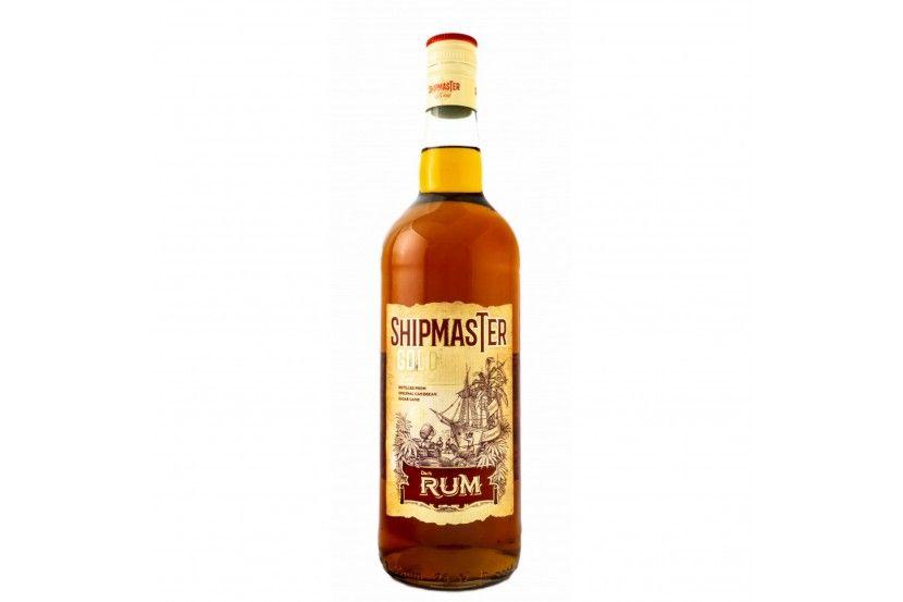 Rum Captain Gold 1 L