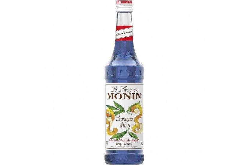 Monin Sirop Blue Curacao 70 Cl