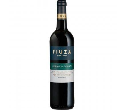 Red Wine Fiuza Cabernet Sauvignon 75 Cl