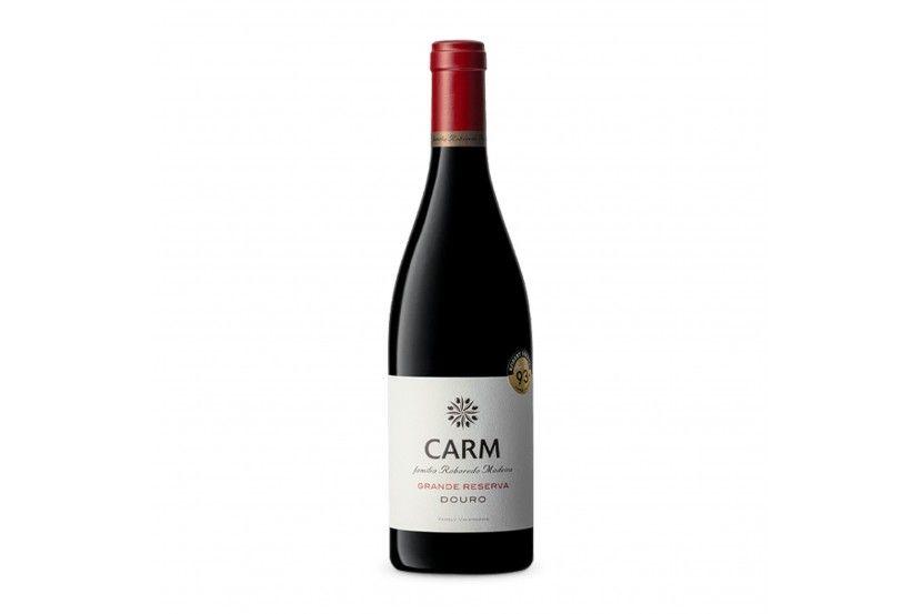 Red Wine Douro Carm Grande Reserve 2017 75 Cl