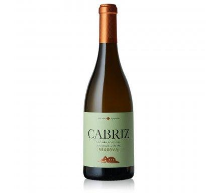 Vinho Branco Dao Cabriz Encruzado Reserva 75 Cl