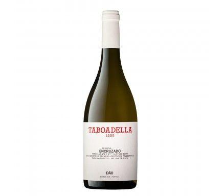 Vinho Branco  Dão Taboadella Reserva Encruzado 2020 75 Cl