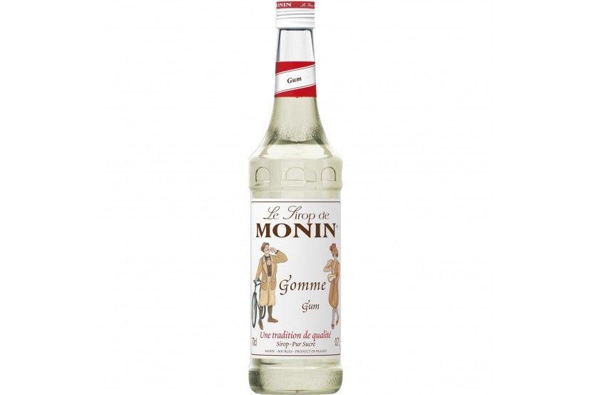 Monin Syrup Gomme 70 Cl