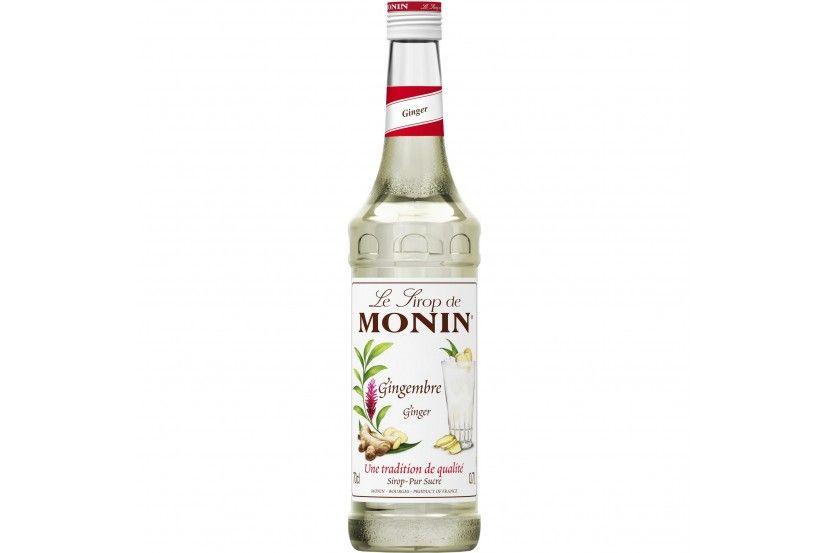 Monin Sirop Gingembre 70 Cl