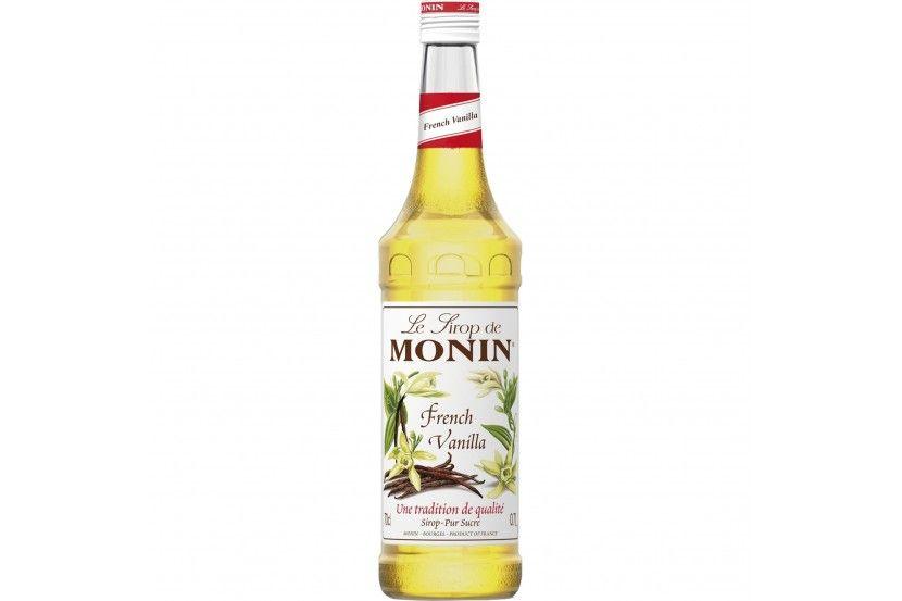 Monin Syrup Baunilha Francesa 70 Cl