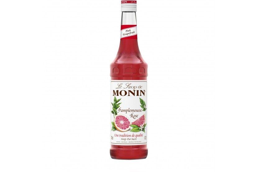 Monin Sirop Pink Grapefruit 70 Cl