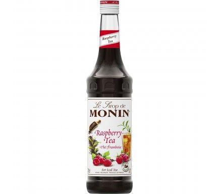 Monin Concentrado Raspberry Tea 70 Cl