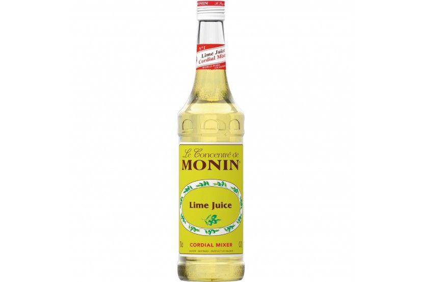 Monin Concentrado Lime Juice 1 L