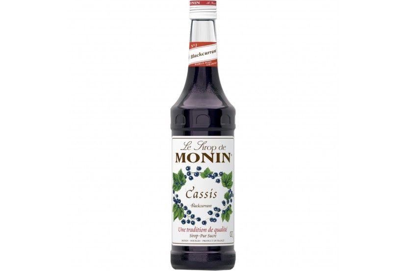 Monin Sirop Blackcurrant 1 L