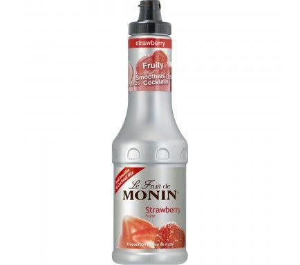 Monin Puree Morango 50 Cl
