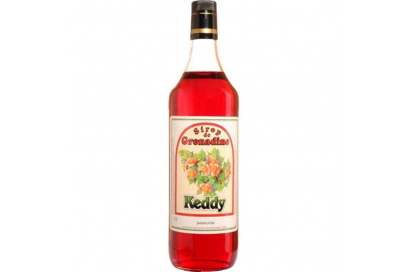 Xarope Keddy Grenadine 1 L