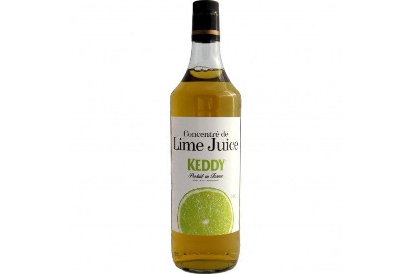 Xarope Keddy Lime Juice 1 L