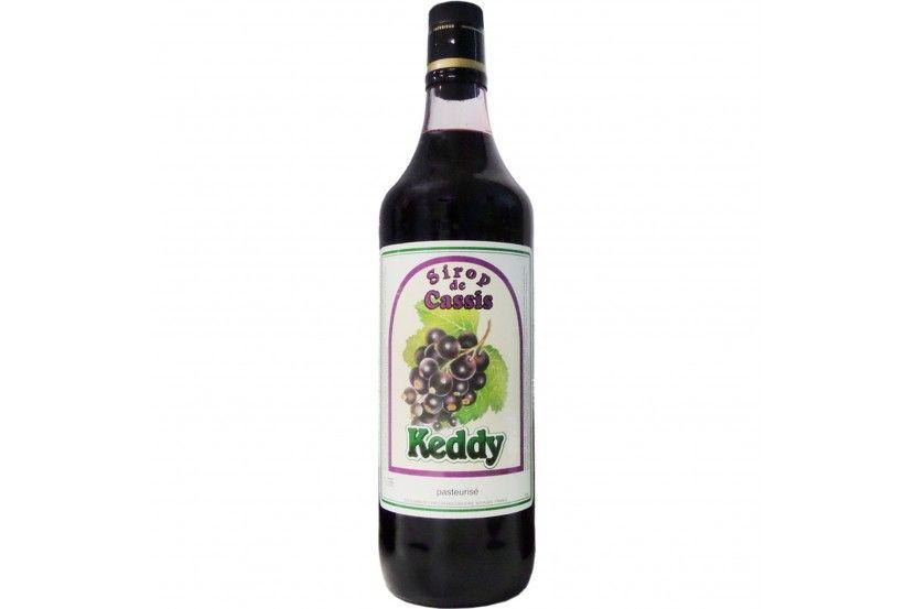 Xarope Keddy Black Kurrant 1 L