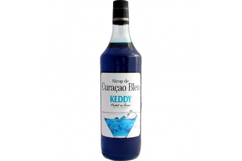 Xarope Keddy Blue Curação 1 L