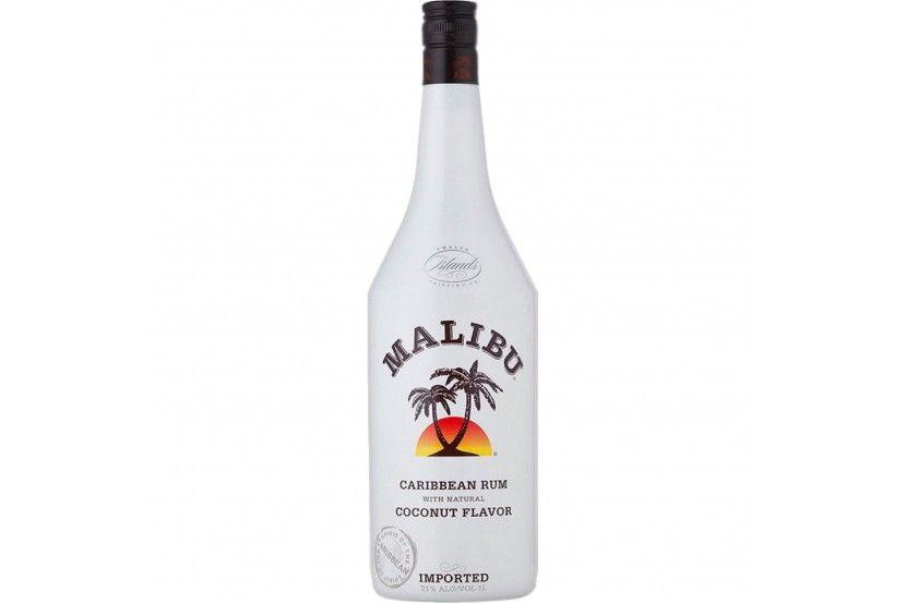 Licor Malibu 1 L