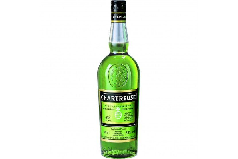 Licor Chartreuse Verte 70 Cl