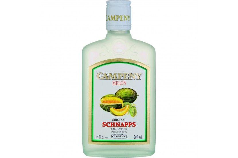 Liquor Campeny Schnapps Melão 20 Cl
