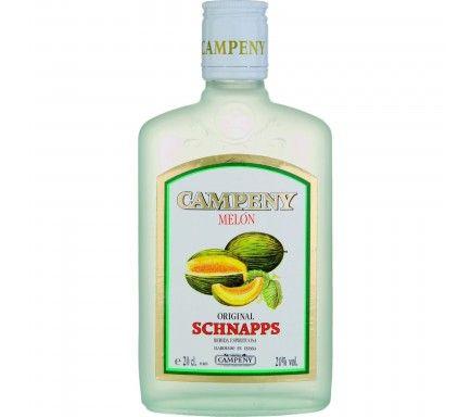 Licor Campeny Schnapps Melão 20 Cl