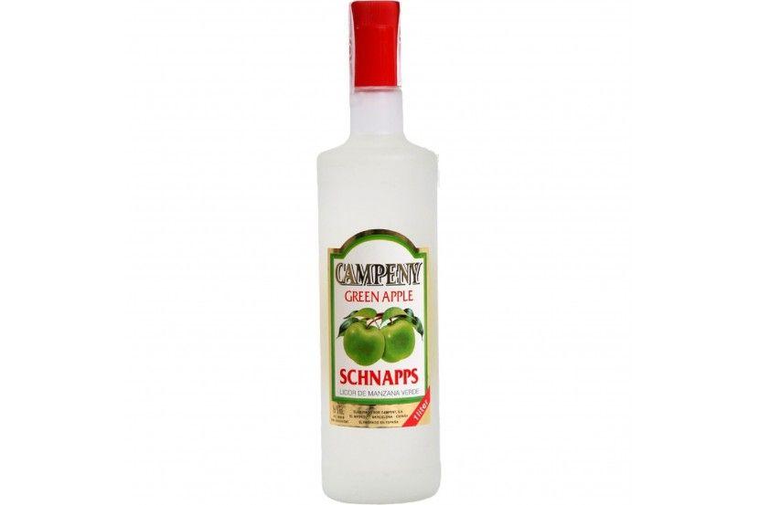 Liquor Campeny Schnapps Maça 1 L